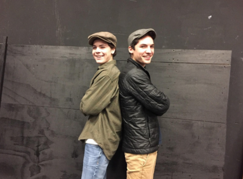 Get to Know Staples Newsies Characters