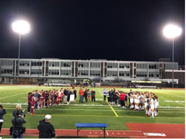 Wreckers defeated in girls' soccer FCIAC championship