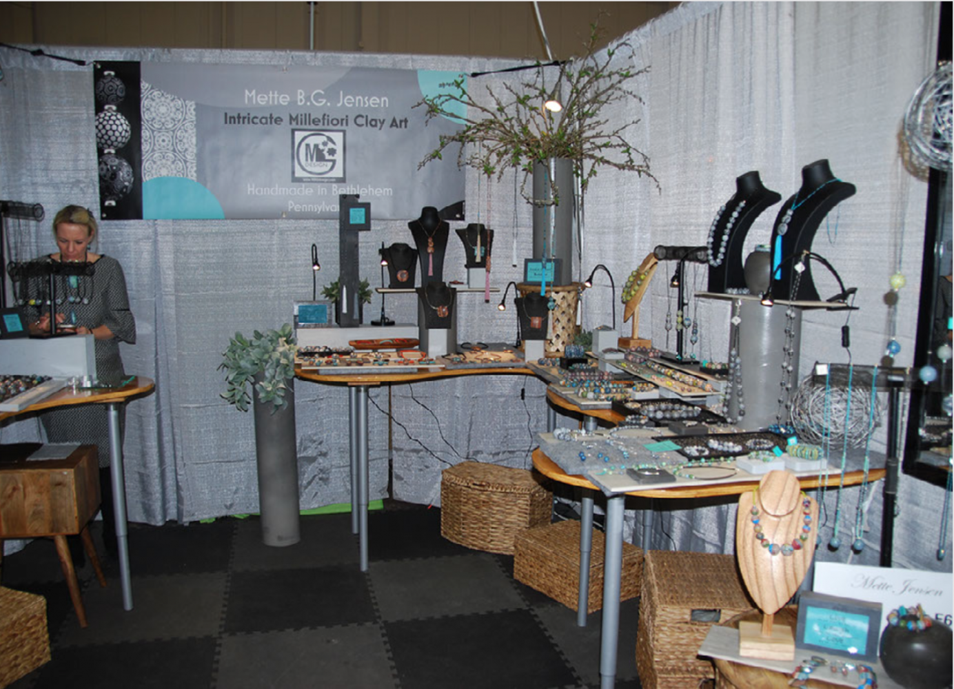 Annual CraftWestport brings artists together from around the country