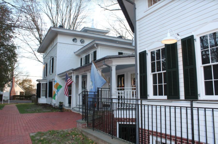 Historical Society exhibit explores Westport's future through architecture