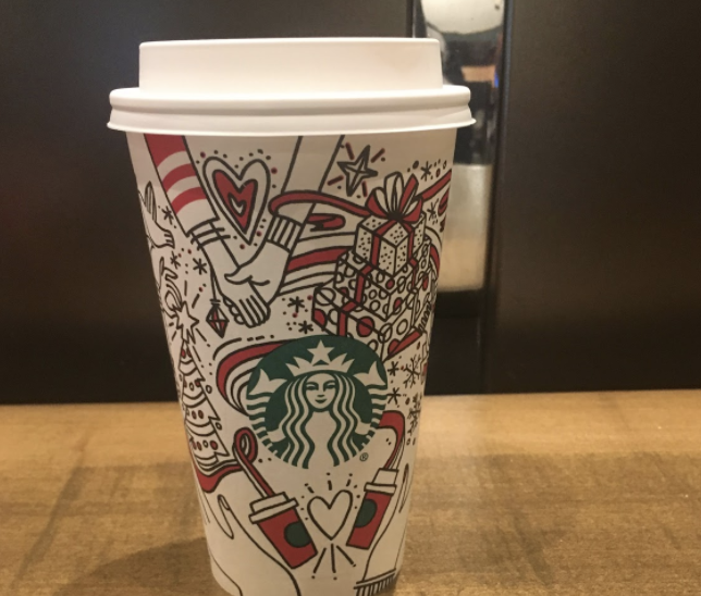 Starbucks+Red+Cups+Are+Not+Worth+Getting+Critical+About
