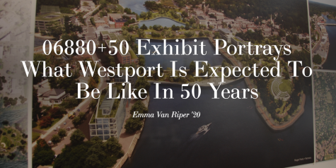 06880+50 Exhibit Portrays What Westport Is Expected To Be Like In 50 Years