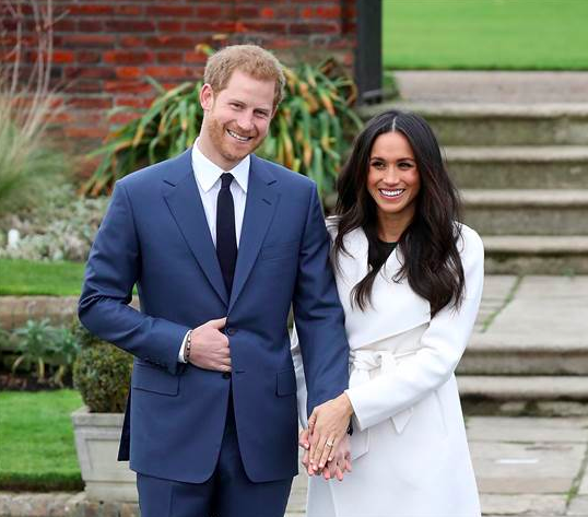 The Royal Proposal: Prince Harry engaged to American actress