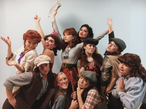 Staples Players' production of Newsies thrives in opening weekend