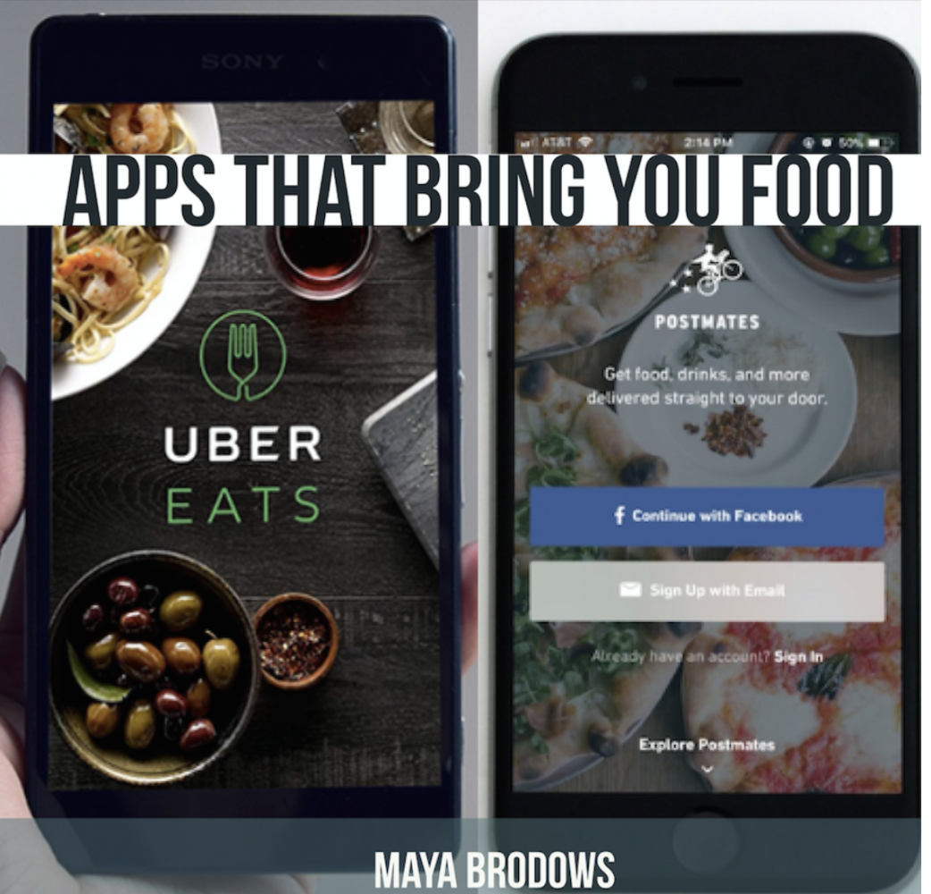 Apps+deliver+food+to+main+entrance