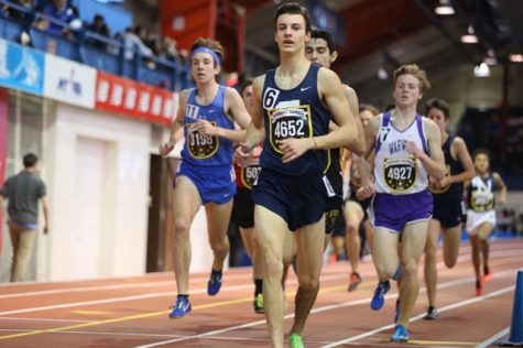 Landowne becomes fastest 3000 meter high-school runner in the country this season