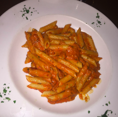 Bar Lupa, serves up satisfactory Italian cuisine