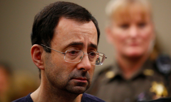 USA gymnastics doctor to spend 175 years in jail on sexual abuse charges