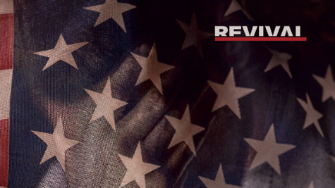 "Guess who's back, back again? Eminem returns with ""Revival"""