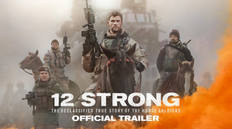 """""""12 Strong"""" demonstrates the brotherhood in battle"""