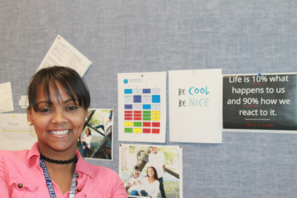 Staples welcomes new social studies paraprofessional