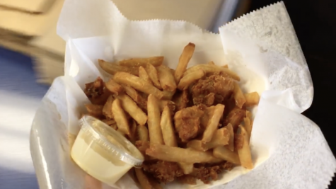 Chicken nugget tour of Fairfield County