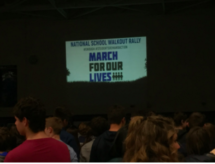 School walkout inspires political activism