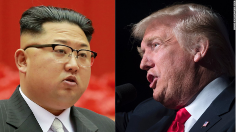 """Little Rocket Man"" and ""Mentally Deranged U.S. Dotard"" hope to make amends for the sake of the world"