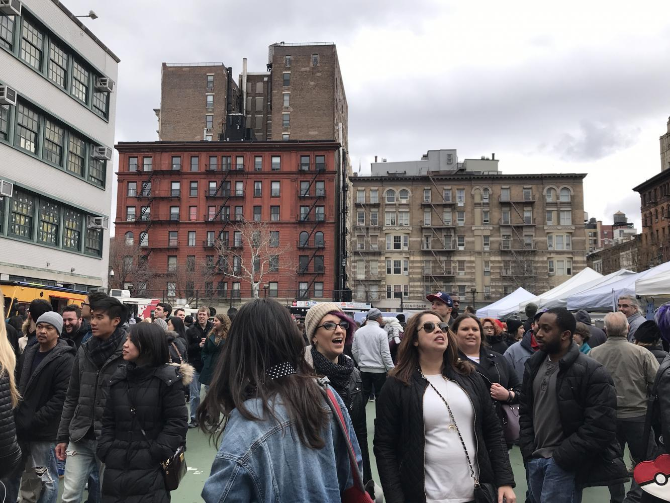 Delicious foods found at the NYC Food Truck Fest 2018