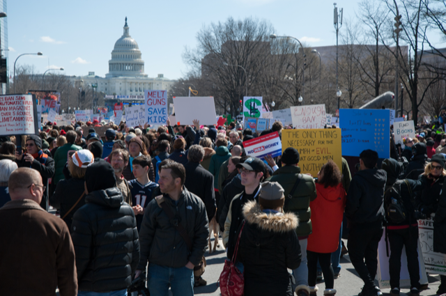"""Student-speakers at """"March For Our Lives"""" represent future of America, despite opposition"""