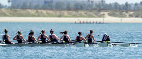 San Diego Crew Classic amps up competition for Saugatuck Rowing Club