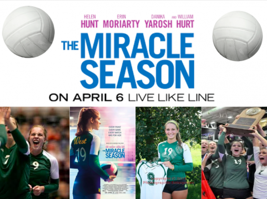 """The Miracle Season"" tributes a wonderful life and inspiring story"