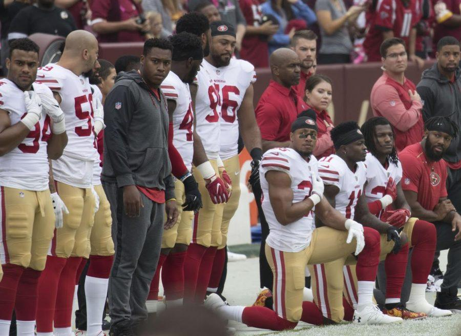 NFL policy obstructs liberty