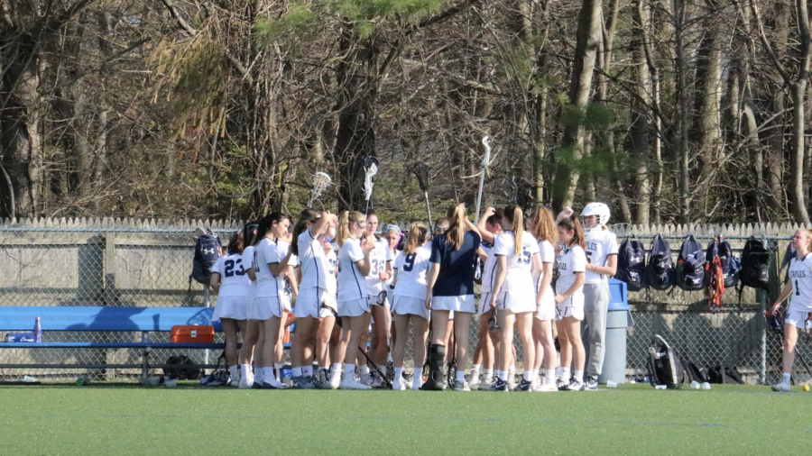 Wreckers Girls' Lacrosse fails to wreck Wilton
