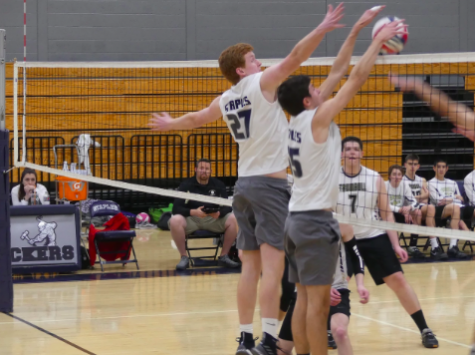 Boys' volleyball soaring in FCIAC and State rankings