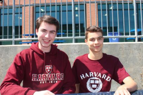 Delgado and Attkiss represent Staples at graduation as valedictorian and salutatorian