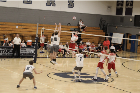 Boy's volleyball team soar above expectations, move to favorite for state title