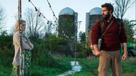 'A Quiet Place' slams viewers with sound