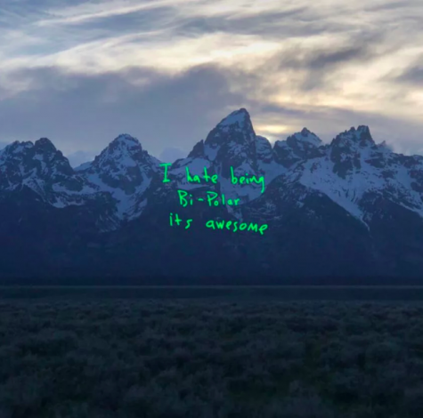 "Kanye returns to hip-hop spotlight with new album ""ye"""