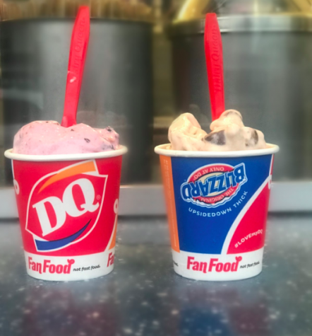 Dairy Queen mixes it up new limited time blizzard flavors