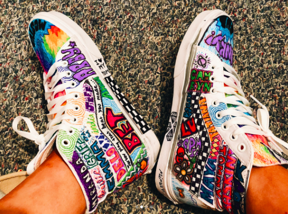 Untied Shoes adds a kick of creativity