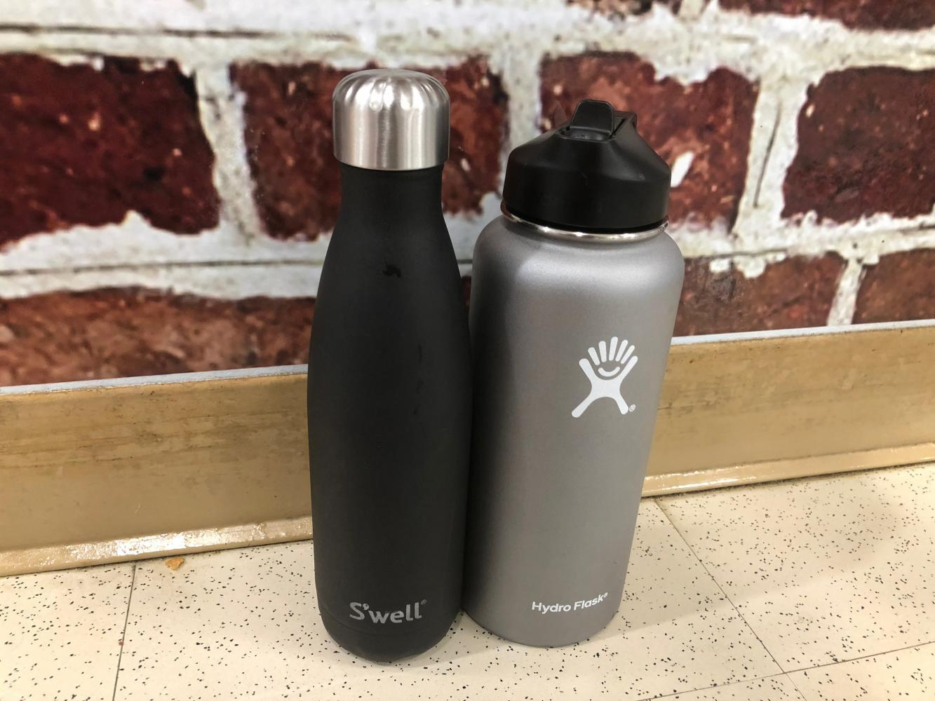 Hydro Flask vs. S'well: which bottle is best?