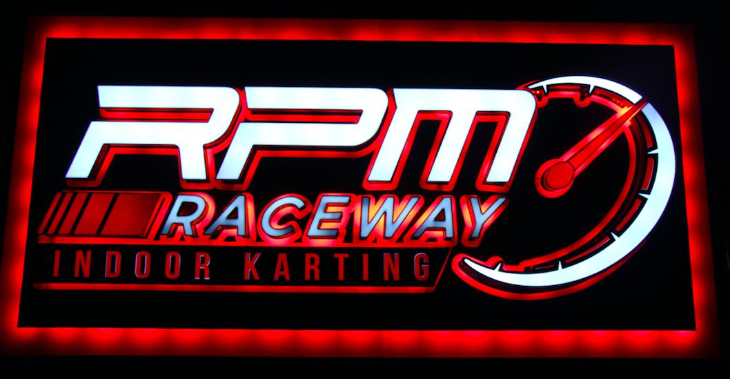 RPM Raceway speeds into town