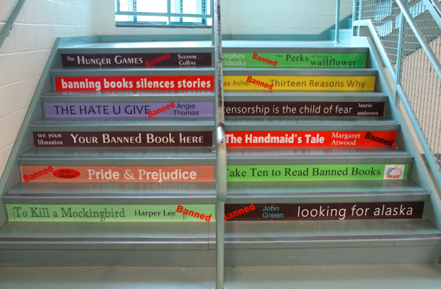 Banned books surprise Staples students; why were they banned once before?