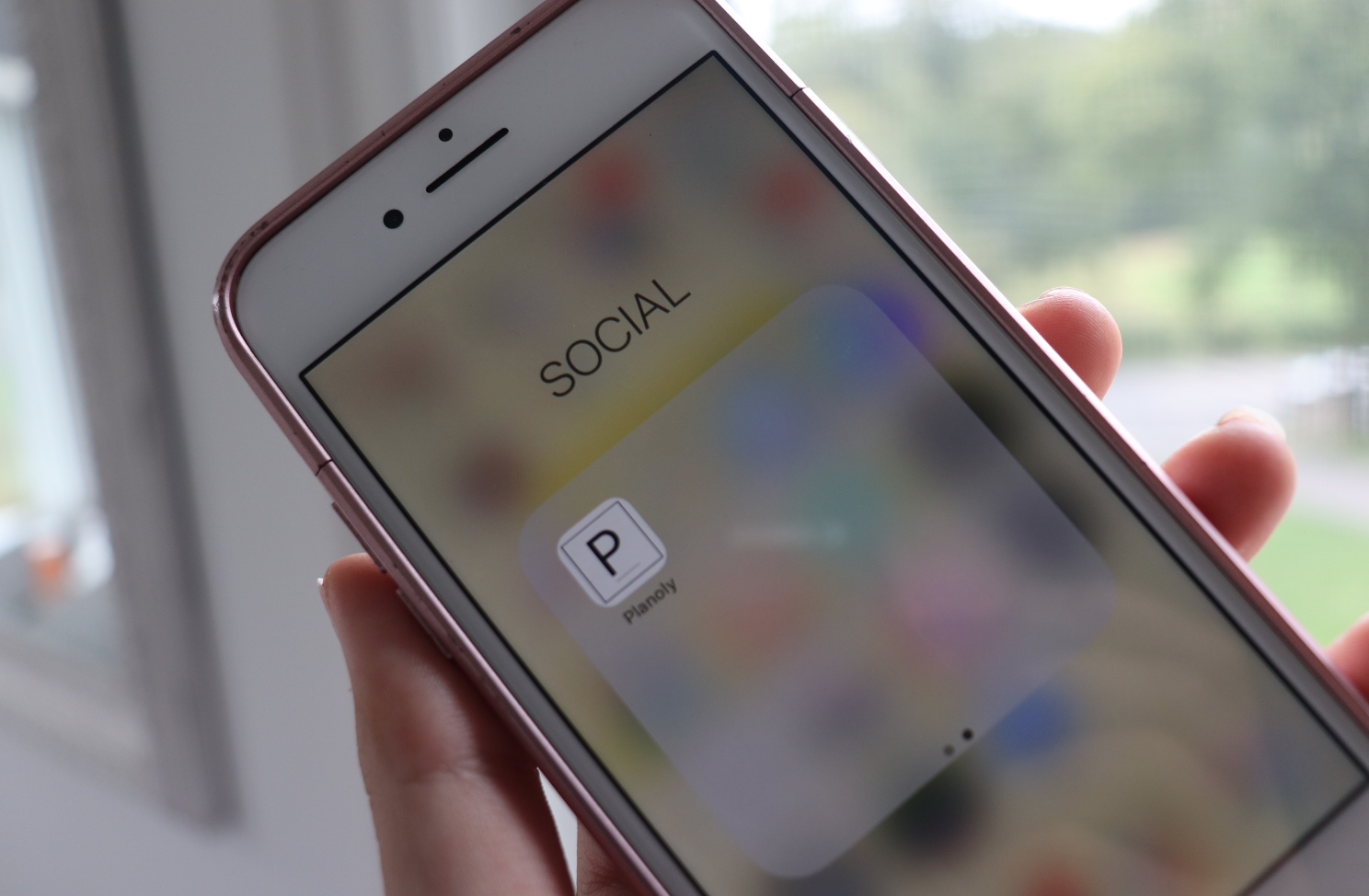 Planoly app feeds creativity and organization to Instagram users