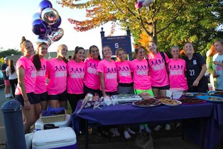 Girls' soccer defeats Stamford on senior day