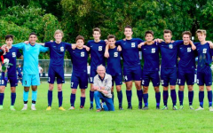 Strong senior class leads boys' soccer to late season victory