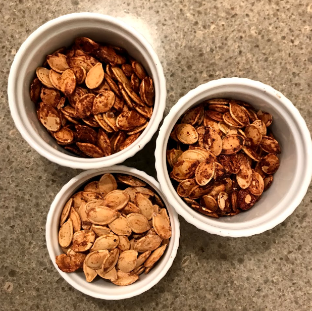 Three+delicious+ways+to+make+the+best+roasted+pumpkin+seeds