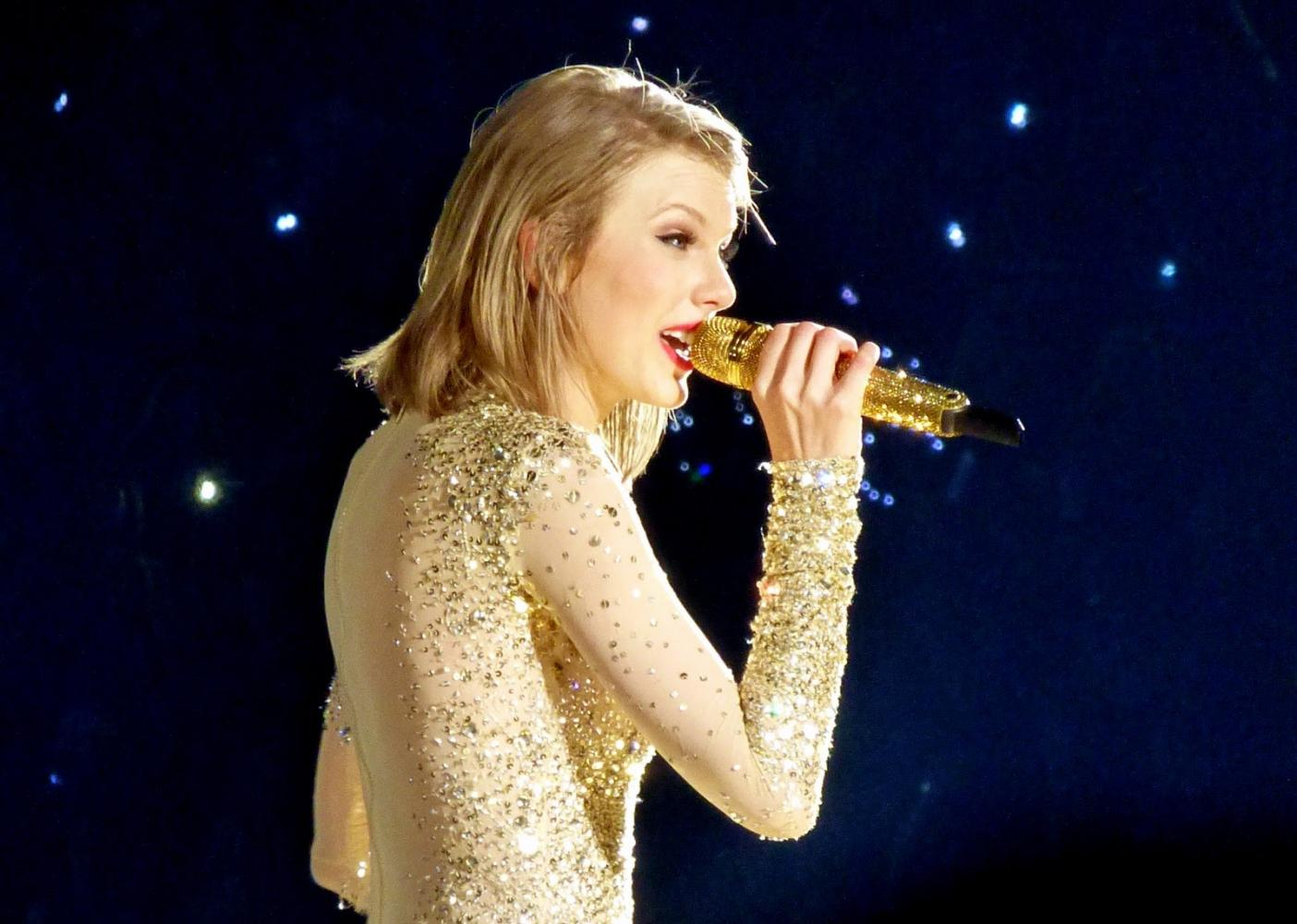 Taylor Swift's political outspokenness is a step in the right direction