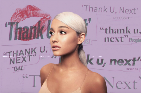 "Ariana Grande shines with new single ""Thank u, next"""