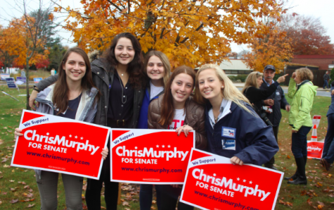Campaign volunteering pushes student involvement in election