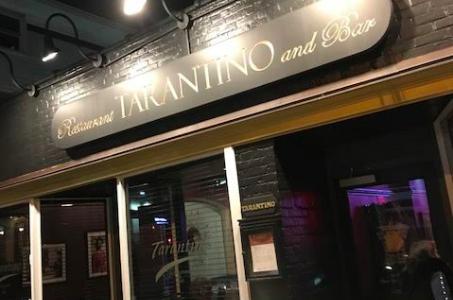 Tarantino Restaurant and Bar is worth the high price