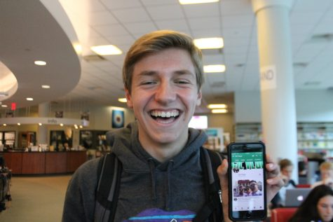 Sophomores capture student life through vlogs