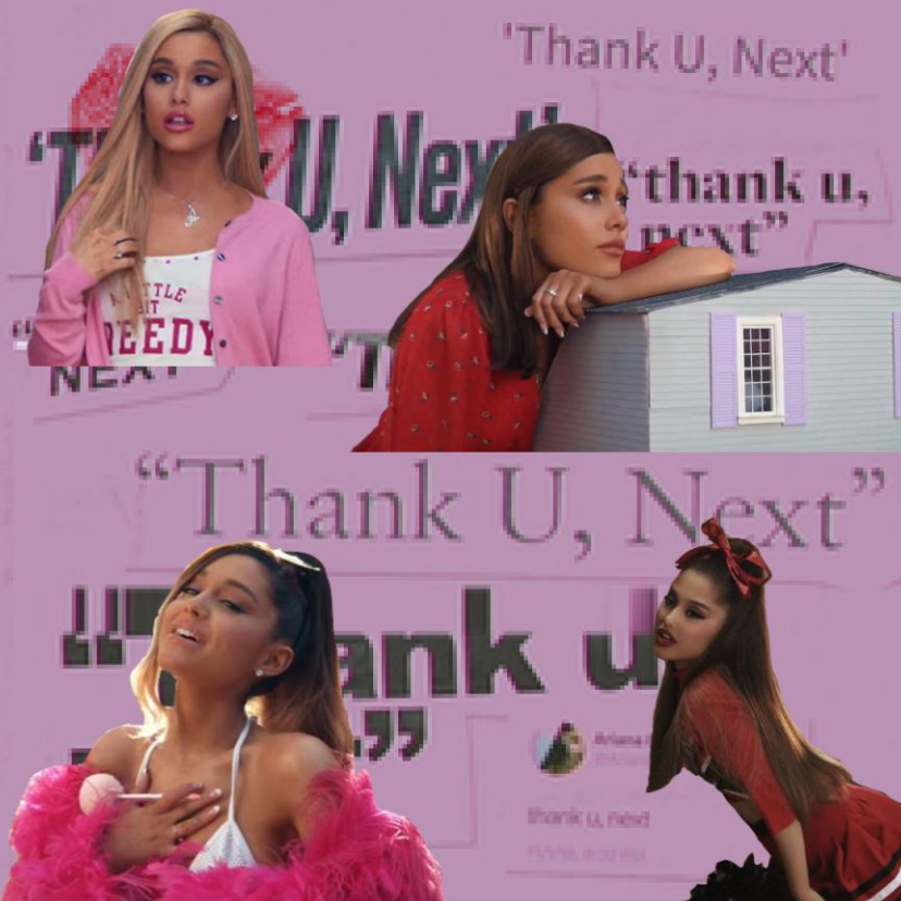 """""""Thank u, next"""" music video stuns viewers"""
