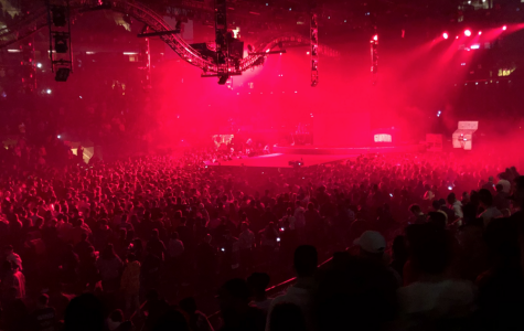 Travis Scott sells out the show