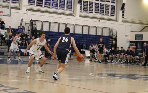 Boys' basketball gets signature win at Wilton