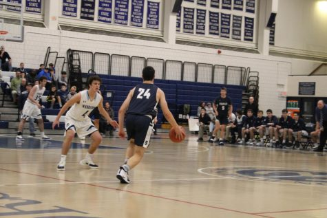 Boys' basketball gets signature win at Wilton