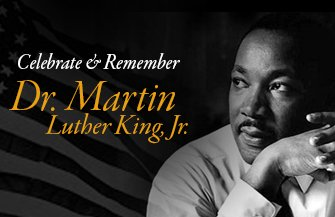 Martin Luther King should be celebrated