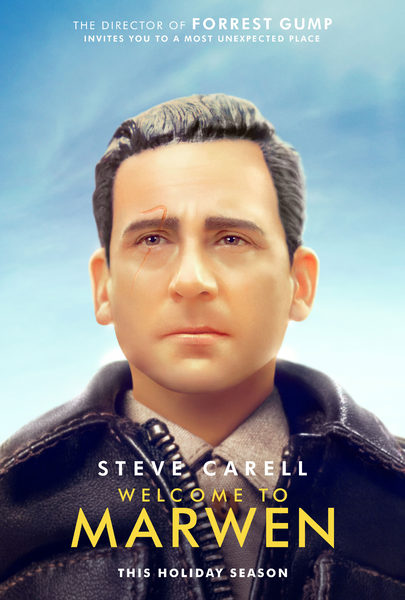 Welcome to Marwen delivers a true comeback story