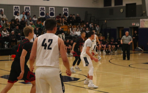 Boys' basketball suffers close loss to New Canaan